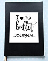Bullet Journal setup guide and printable freebies